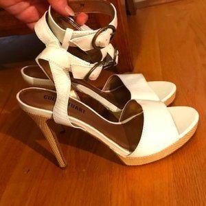 Colin Stuart Double-Ankle Strap Sandal - Size 9 NWT